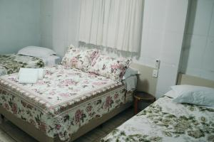 A bed or beds in a room at Casa Muller
