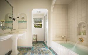 A bathroom at Four Seasons Resort The Biltmore Santa Barbara