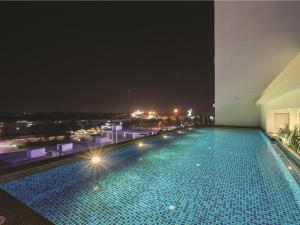 The swimming pool at or near Iconic Hotel