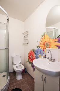 Ванная комната в Grazhdanskaia ulitsa 10(2)
