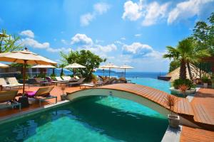 The swimming pool at or near Kalima Resort and Spa - SHA Plus