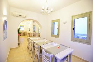 Restaurant ou autre lieu de restauration dans l'établissement Paolas Sunset