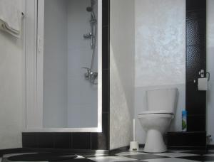 Ванная комната в Гостевой Дом Аравана