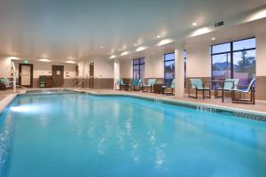 The swimming pool at or near Residence Inn by Marriott Flagstaff