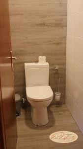 Um banheiro em Gasthof Schiefer Zur Zugbrücke