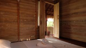 A bathroom at Beranda Ecolodge