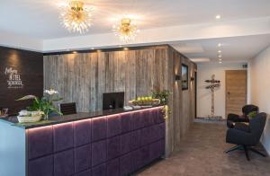 Lobby/Rezeption in der Unterkunft Arthur's Hotel am Achensee