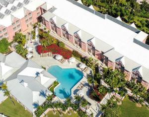 Comfort Suites Paradise Island с высоты птичьего полета