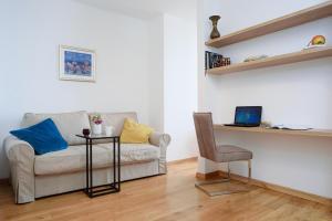 Posedenie v ubytovaní Apartment Divine view