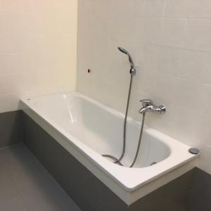 A bathroom at Residence Capo Nord