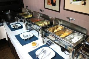 Ресторан / где поесть в Отель Олимпик