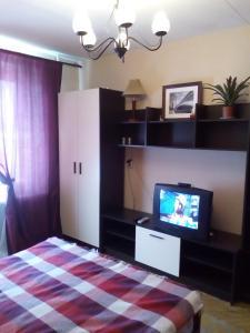 Телевизор и/или развлекательный центр в Апартаменты Рязанский Проспект/Выхино