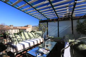 Вид на бассейн в Cellai Hotel Florence или окрестностях