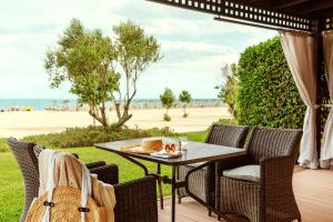 A restaurant or other place to eat at Mediterranean Village Hotel & Spa