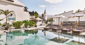 Piscina en o cerca de Nobu Hotel Marbella