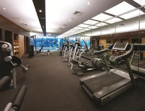 The fitness centre and/or fitness facilities at The Grand by SkyCity