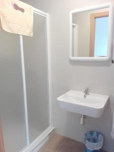 Un baño de Casa Balea