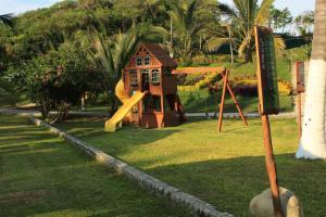 Zona de juegos infantil en Hotel Mayto