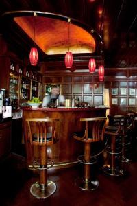 Lounge oder Bar in der Unterkunft Savoy Berlin