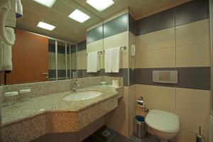 Ванная комната в Green Nature Resort and Spa