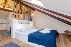Cama o camas de una habitación en Apartments Racic