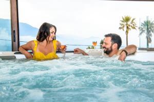 Πισίνα στο ή κοντά στο Athina House Spa & Hammam
