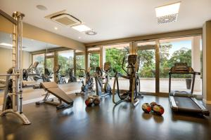 The fitness center and/or fitness facilities at Imperial Valamar Collection Hotel
