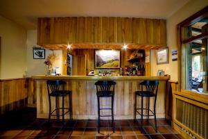 El vestíbulo o zona de recepción de Hotel Rural Picos de Europa