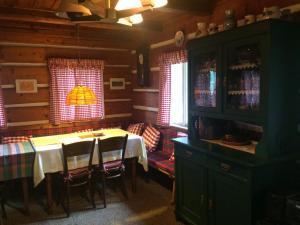 Restaurace v ubytování Chalupa Severak
