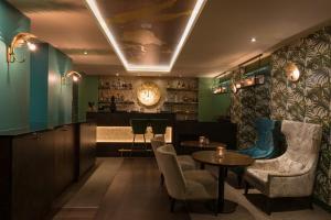 O lounge ou bar de Hôtel de la Bourdonnais