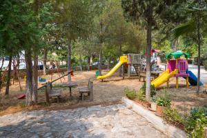 Children's play area at Ekici Hotel