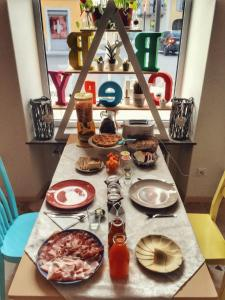 Ресторан / где поесть в Chery Bed & Breakfast