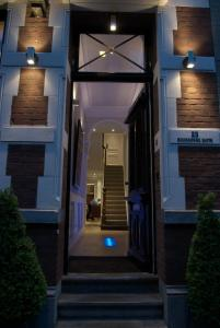 The facade or entrance of Bourgogne Suite Maastricht