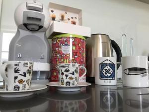 Coffee and tea-making facilities at HomeCity