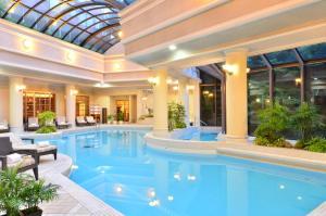 Der Swimmingpool an oder in der Nähe von Hotel Chinzanso Tokyo