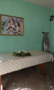 Кровать или кровати в номере Guest house Anapa