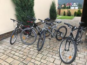 Rowery dostępne w obiekcie Apartament Ostoja lub w pobliżu
