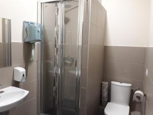 Łazienka w obiekcie Hostel Sopot Centrum