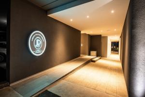 The lobby or reception area at Laguna Palace Resort