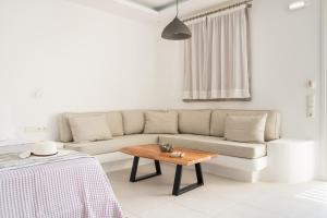 A seating area at Ambience Suites