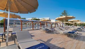 The swimming pool at or near H10 Lanzarote Princess