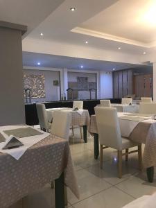 Εστιατόριο ή άλλο μέρος για φαγητό στο Sivila Hotel