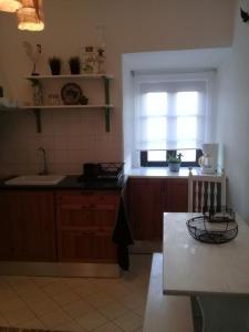 A kitchen or kitchenette at Casa das Andorinhas