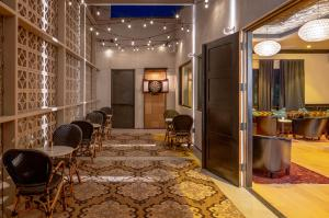 The lobby or reception area at Hotel Adeline, Scottsdale, a Tribute Portfolio Hotel