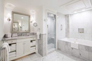 A bathroom at Charleston Place, A Belmond Hotel, Charleston