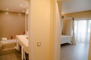 Salle de bains dans l'établissement Hotel Dom Fernando