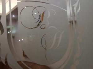 A bathroom at Buono Hotel