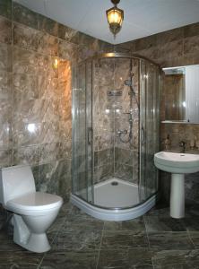Ванная комната в Мини-отель Капитель