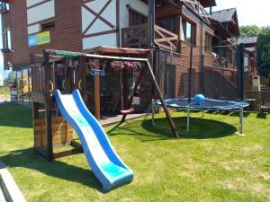 Detský kútik v ubytovaní Apartments Ski & Sun