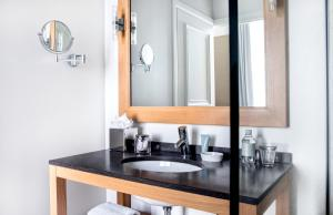 Een badkamer bij Pillows Grand Boutique Hotel Reylof Ghent